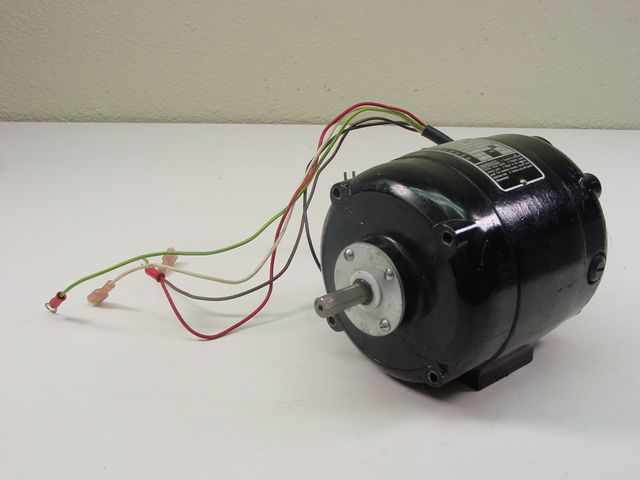Bodine electric nsh 33 217ll4017 motor 1 20 hp 1725 rp for Electric motor parts near me