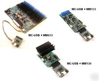 Mc usb stepper motor driver interface i2c for Servo motor repair near me