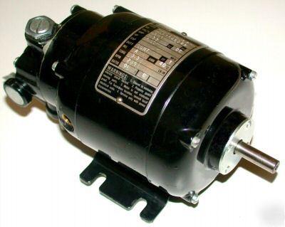 Nice Bodine Electric Company Gear Motor Model Nsh 12r