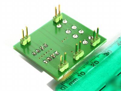 Mono 1W audio amplifier module - digital volume control
