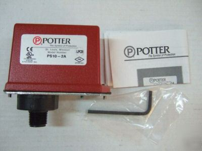 Potter Pressure Actuated Switch Ps10 2a Ps10a