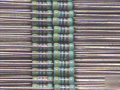 4 7 k resistor color code. 30K metal film resistors