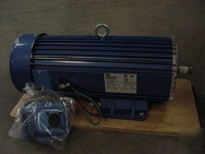 Pacific Scientific 180vdc Motor 1750 Rpm 3hp Pm Srf5570