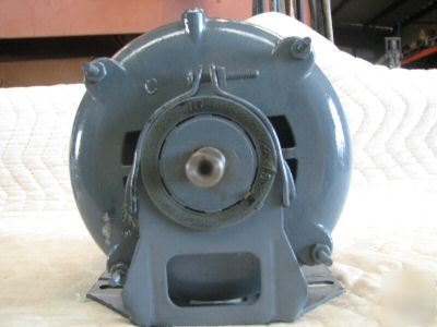 Century 1 8 hp single phase electric motor ph 1 for 1 8 hp electric motor