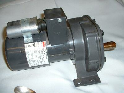 dayton 1 14 hp 115v 12 rpm gear reduction motor