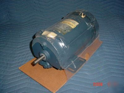 New Franklin Electric 3 4 Hp Electric Motor