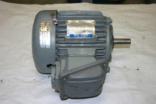 Teco Westinghouse Motor 1 Hp 1745 Rpm