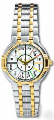 Ohms law watch - gift for electrical worker - study aid