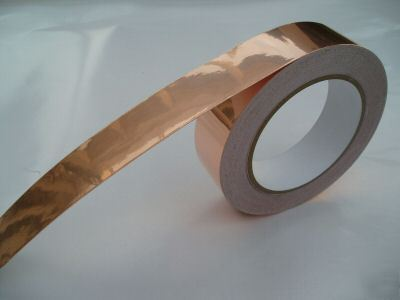 how to use copper soldering tape