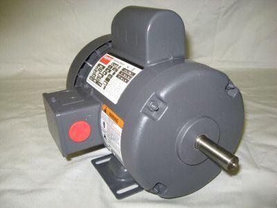 Dayton capacitor start motor ac 1 hp 5k960 5k960h for Dayton capacitor start motor