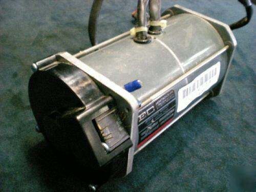 Electro craft permanent magnet servo motor blmt for Electro craft servo motor specifications